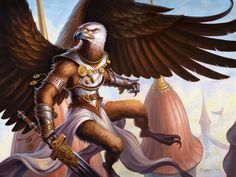 Stalwart Aven - Magic Origins Art