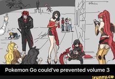 Pokemon Go could've prevented volume 3