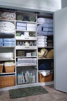 Contemporary Closet With Built In Bookshelf Linen Daltile Cement Tile Diamante