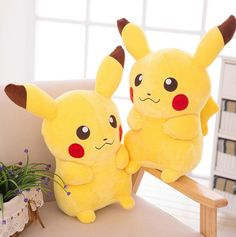 Dolls,Plush toys 35cm,Cute Giant Big Size Pikachu Soft