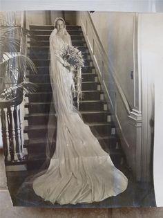 Art Deco Bride 1932