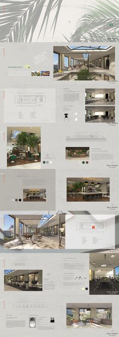 [Stay Studio] Interior Portfolio Interior Portfolio / Office … - All For Decorations Portfolio Design Layouts, Portfolio D'architecture, Studio Interior, Interior Design Portfolios, Office Interior Design, Luxury Interior, Interior Design Presentation, Architecture Presentation Board, Graphisches Design