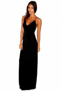 Karinka Slinky Strappy Maxi Dress - Maxi - Dresses -