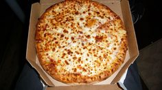 """""""Domino's"""" pizza was founded in 1960 in Ypsilanti, Michigan. Domino's is today the second-largest pizza chain in the U. (after Pizza Hut), & the largest worldwide. Pizza Hut, Mcdonalds Fries, Pizza Chains, Food Porn, Taco, Italian Recipes, Love Food, Cooking Recipes, Vegetarian Recipes"""
