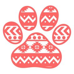 Aztec Southwest Tribal Print Paw Cuttable Design and Monogram Svg Frames. Add your own letters and create your own monogram, try using our font monograms. Cricut Vinyl, Vinyl Decals, Car Decals, Macbook Decal Stickers, Vinyl Crafts, Vinyl Projects, Machine Silhouette Portrait, Silhouette Machine, Cricket Crafts