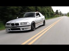 Euro Spec E36 BMW M3 Review | Hits the Streets in America