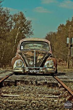 Slug bug train