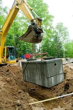 How to find the lid on septic tank and tons of other great info