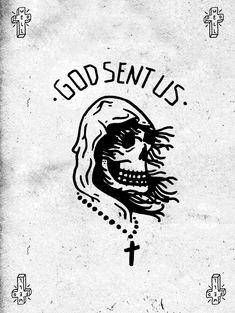 god sent us