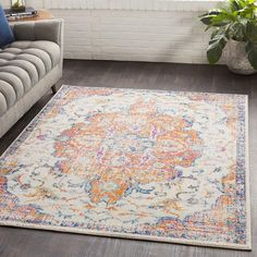 Antiques Ingenious Peruvian Colorful Shag Carpet Accent Rug Mid Century Modern Vintage 1960s Post-1950