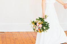 Spring bouquet // Wedding flowers
