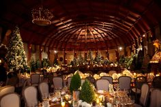 "2014 Wedding Trend--Luxe Lodge, or ""glamping"""