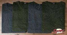 🍂🍁 NUOVI ARRIVI 🍂🍁   Maglia con schizzi di vernice Disponibile in due colori  #SpagoAbbigliamento #AbbigliamentoUomo #SpagoUomo #AccessoriUomo #Accessori #NuoviArrivi #NuovaCollezione #NewCollection #AI17 #FallWinter17 #FW17 #Mood #Maglia #Shirt #Vernice #Schizzi #Paint #MadeInItaly #FattoInItalia #Uomo #Man #Ravenna