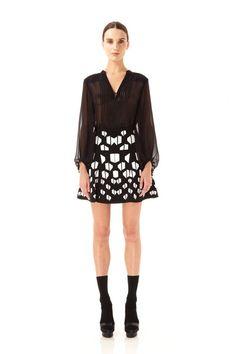 Diane von Furstenberg Pre-Fall 2013 collection.