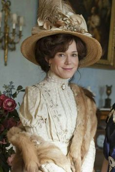 Frances O'Connor as Mrs Rose Selfridge {Mr Selfridge}