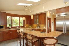 Island With Cooktop Design Ideas, Pictures, Remodel, and Decor