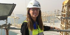 Nicole Ivers: Paving the way for women in construction safety Construction Safety, Choosing A Career, Build A Better World, Worlds Of Fun, Ladies Day, Workplace, Equality, Challenges, Change