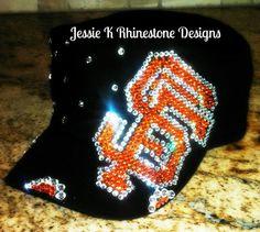 SF Giants cadet hat