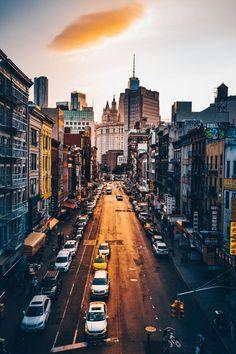 O viață, mai multe visuri – New York – Orașul care atinge cerul