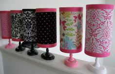 Custom Headband Holder Stand made for Jessjoy820 by PinkApe, $20.00