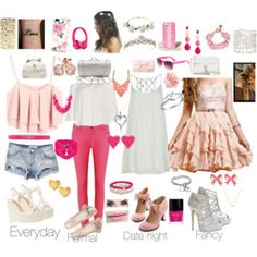 Daughter of Aphrodite Disney Outfits, Sexy Outfits, Greek Outfits, Cute Outfits, Geek Fashion, Fashion Beauty, Percy Jackson Outfits, Character Inspired Outfits, Fandom Outfits