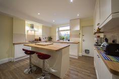 Kitchen design and installation from Harris Interiors | Visit our showroom in Rodley | See more online: www.harrisinteriorsltd.co.uk