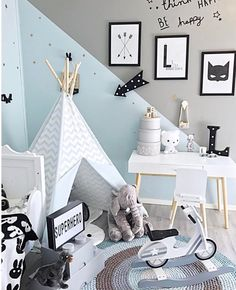 The post appeared first on Zimmer ideen. Boy Toddler Bedroom, Toddler Rooms, Baby Bedroom, Baby Boy Rooms, Girls Bedroom, Kid Bedrooms, Kids Rooms, Small Room Bedroom, Small Rooms