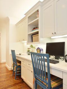 Traditional Home Office Design, Pictures, Remodel, Decor and Ideas - page 3