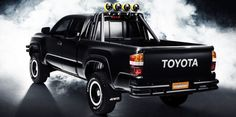 """Toyota's """"Marty McFly"""" Tacoma Shows What's Missing From The Future We Got"""