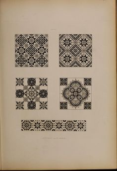 1842 - The encyclopaedia of ornament - by Shaw, Henry, 1800-1873