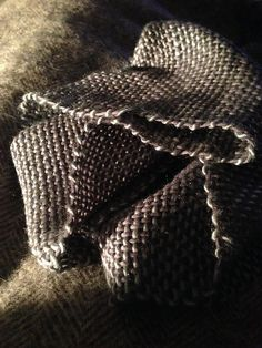 Grey and silver #scarf from the ne(6rch) by wraptweaving, via Flickr Hand Weaving, Scarves, Cufflinks, Grey, Silver, Scarfs, Gray, Hand Knitting, Wedding Cufflinks