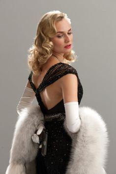 Diane Kruger as Bridget Von Hammersmarck in Inglourious Basterds