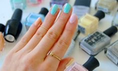 Mismatched Manicures: 3 Cute Ways To Wear Your Indecisiveness