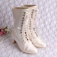e2dd49f7f0b337 New Winter Womens Fashion Low Heel Boots