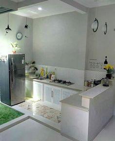 Small kitchen interior doors Most Popular ideas Kitchen Sets, Home Decor Kitchen, Rustic Kitchen, Kitchen Interior, Kitchen Design, Interior Doors, Home Room Design, Dream Home Design, House Design
