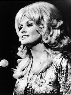 Young Dolly Parton at the Mic is listed (or ranked) 5 on the list 21 Pictures of Young Dolly Parton