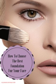 One of the biggest and most important makeup decisions we can make is finding the perfect foundation for our skin shade, tone and texture.  Here is how to choose the perfect color and tone for your face