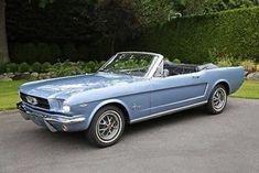 Ford : Mustang Convertible 1965 Mustang Convertible! 289 V-8 4 BC AT. Front Disc Brakes. Lot's of Power