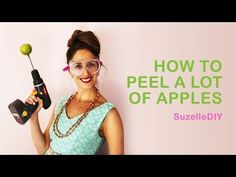 Suzelle DIY: Watch and learn Apple Strudel, Diy Videos, Going Out, Diy Projects, Braai Pie, How To Make, Apples, Hate, Time Saving