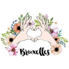 Pin for Later: Internet Rend Hommage à la Belgique Après les Attentats de Bruxelles