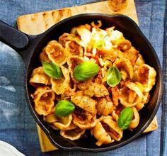 Sardinialainen pasta