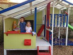 My Cubby kids cubby house #play #fun #outside