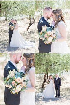 Romantic Desert Wedding with Bloom + Blueprint - Arizona Weddings Wedding Rice, Wedding Wands, Garden Party Wedding, Brunch Wedding, Byron Bay Weddings, Dc Weddings, Black Weddings, Wedding Blog, Wedding Ideas