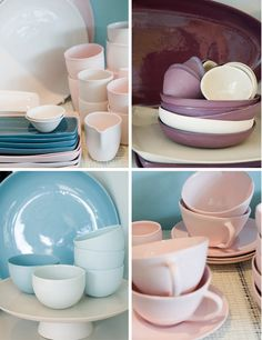 Mud Australia's ceramics....beautiful and chic