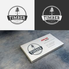 Timber Carpentry needs a unique logo by Knight43