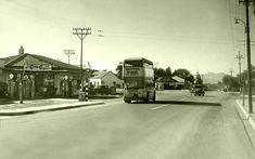 Voortrekker Rd,Bellville, early 1950's | by Etiennedup Old Pictures, Old Photos, South African Air Force, Vintage Photographs, Vintage Photos, Most Beautiful Cities, Historical Pictures, African History, Cape Town