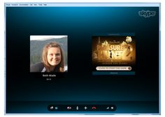 Microsoft's Skype for Windows: Now with 'conversation ads'