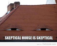 Skeptical House is skeptical.