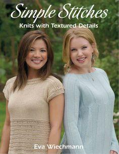 【引用】Simple Stitches - Knits with Textured Details - Eva Wiechmann - 2009 - 伊莲的日志 - 网易博客