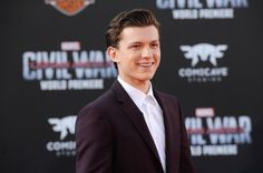 15 (Of The Many) Reasons Why We're Crushing On Tom Holland